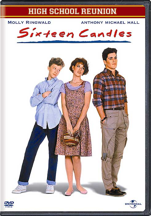 Sixteen candles cover