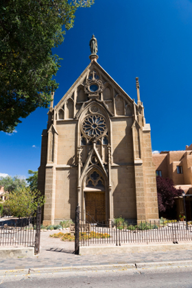 Take in Santa Fe's relaxing vibe