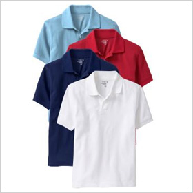 uniform polo