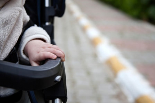 Peg Perego stroller recall