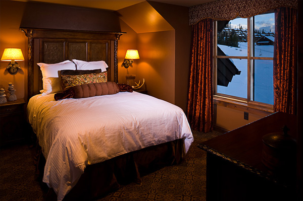 Big Sky Resort -- Bedroom