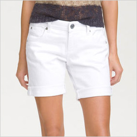 KUT from the Kloth 'Catherine' denim boyfriend shorts