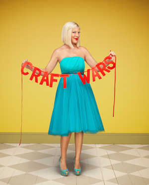 Tori Spelling's Craft Wars