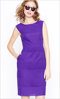 Our pick: J.Crew Lucille Dress, sale, $90