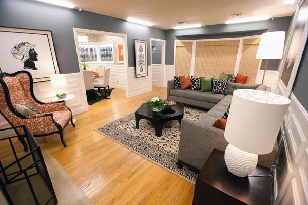 Dianelle's living room