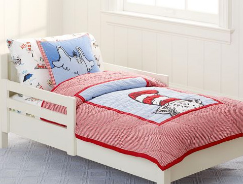 Dr. Seuss bedding set