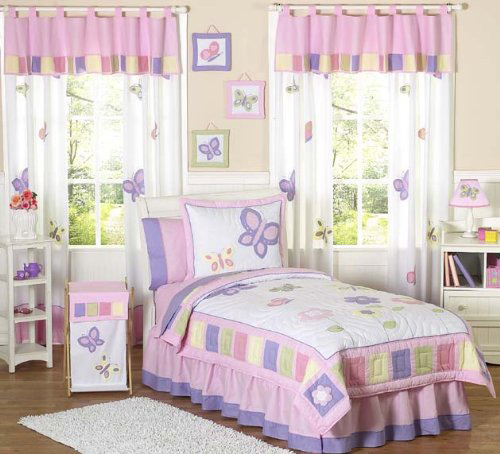 10 girls 39 bedroom themes page 5 for Butterfly themed bedroom ideas