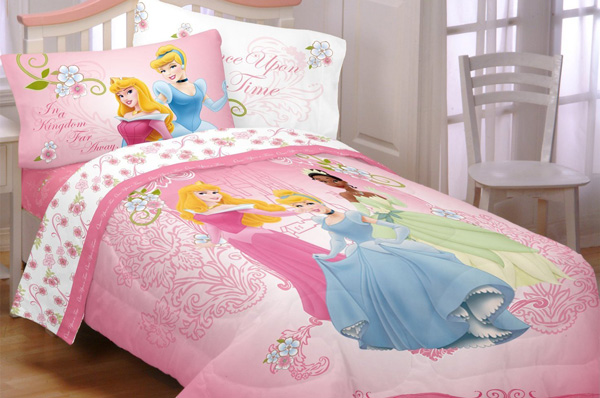 Pretty, pretty princess bedding set