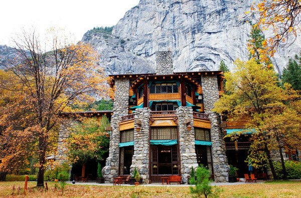 4 best places to go for a historic hotel for Design hotel yosemite