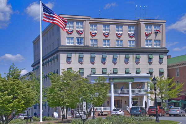 Gettysburg Hotel, Gettysburg, Pa