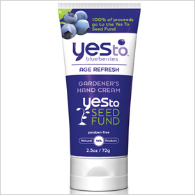 Yes to Blueberries Gardener's Hand Cream