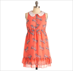 Take Carousel Dress from ModCloth