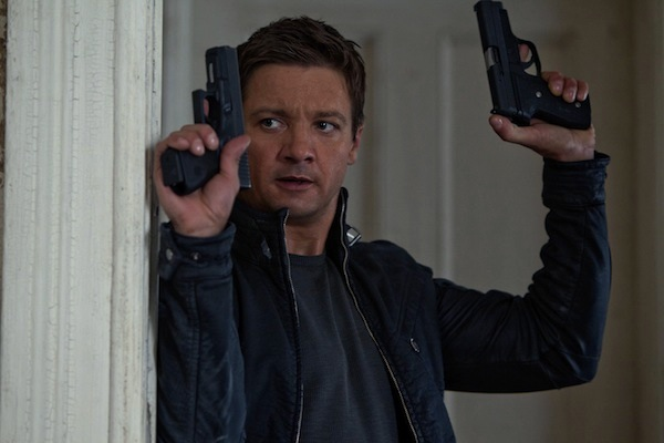 The Bourne Legacy Renner