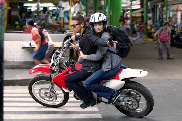 The Bourne Legacy motorcycle