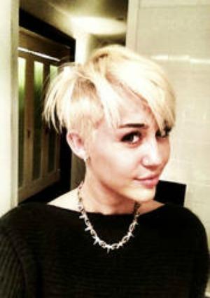 """Miley's bun"" boasts 22,000 followers"
