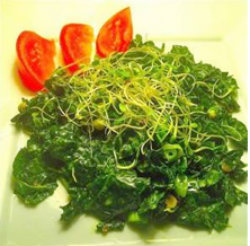 Dharma's Kale Salad