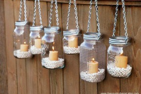 Hanging Garden Lights