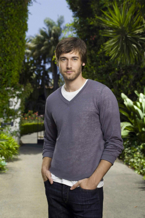 90210 Actor Ryan Eggold