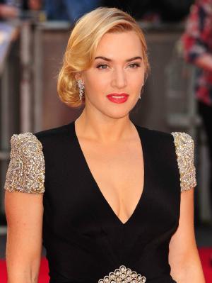 Kate Winslet at Titanic 3D Premiere