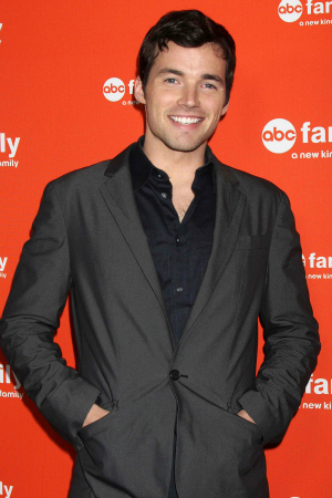 Pretty Little Liars Actor Ian Harding