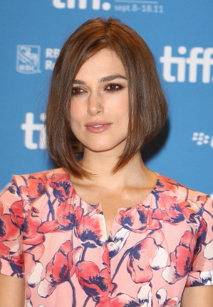 Keira Knightly at tiff