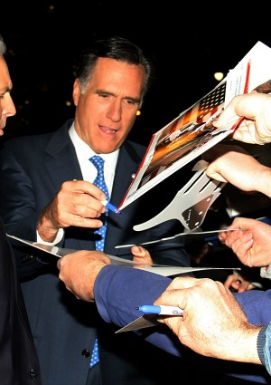 Mitt Romney Jared Diamond