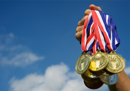 Great Britain wins gold medals at London Olympics