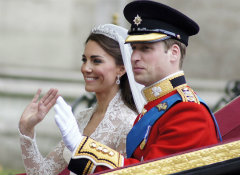 Princess Catherine and Prince William