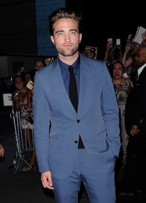 Robert Pattinson NYC