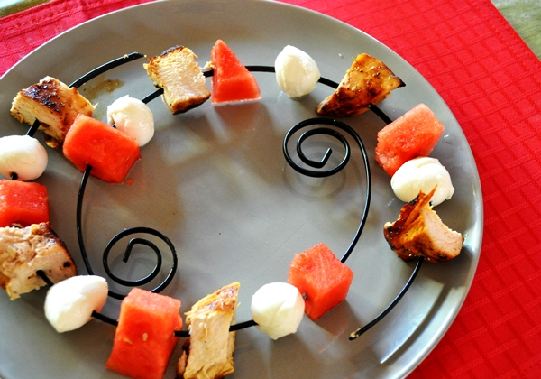 Watermelon isn't just for snacking