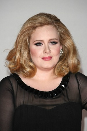 Adele -- married?