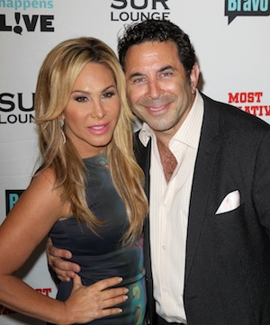 Adrienne Maloof left Dr.Paul Nasstif because he was cranky.