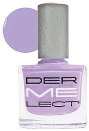 Dermelect lilac polish
