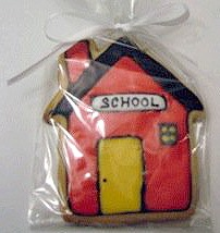 School house cookie