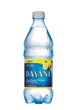 Dasani water