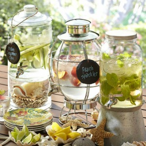 lantern drink dispensers