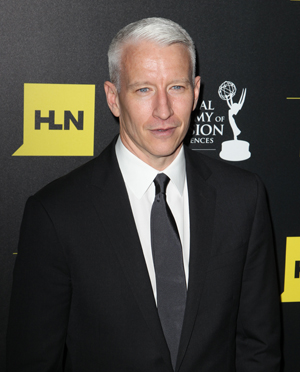 Anderson Cooper's boyfriend caught cheating