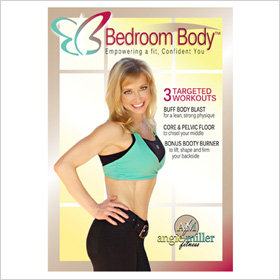 Angie Miller's Bedroom Body DVD ($15)