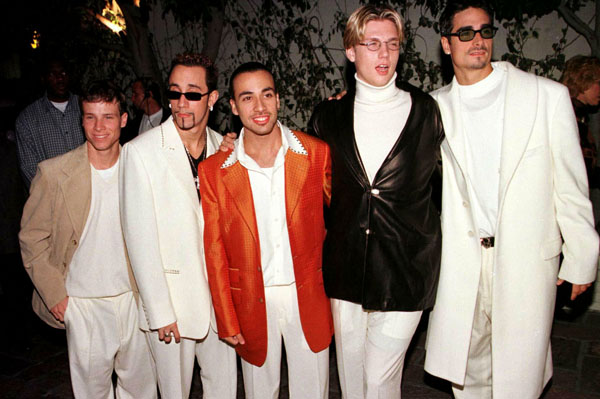 Backstreet Boys are back with new album and GMA performance