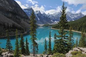Banff Lake Louise, Alberta
