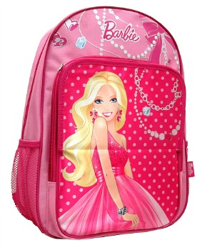 Barbie Flip Backpack