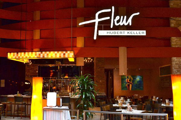 Fleur by Hubert Keller, Mandalay Bay Resort
