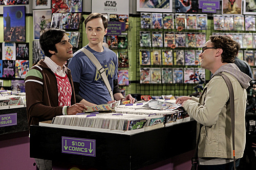 What's in store for The Big Bang Theory?
