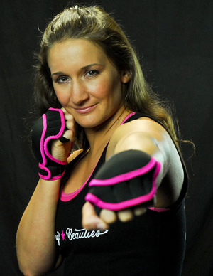 Jaime from Boxing Beauties