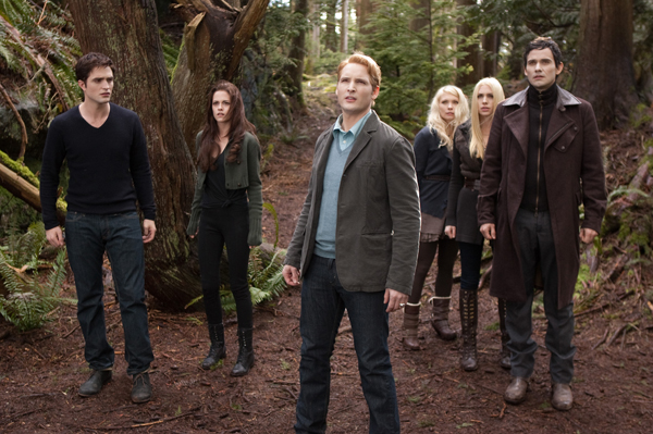 New photos from Breaking Dawn -- Part 2