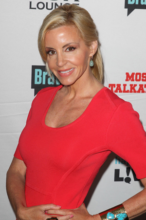 Camille Grammer gets rid of dead weight