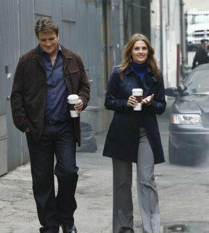 Castle heads to  Season 5