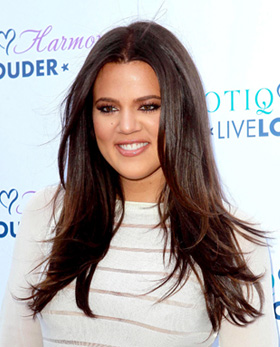 Khloe Kardashian -- After