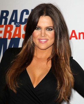 Khloe Kardashian -- Before