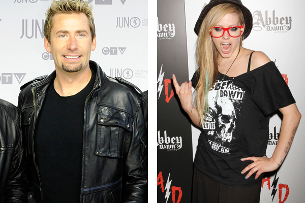Chad Kroeger, Avril Lavigne